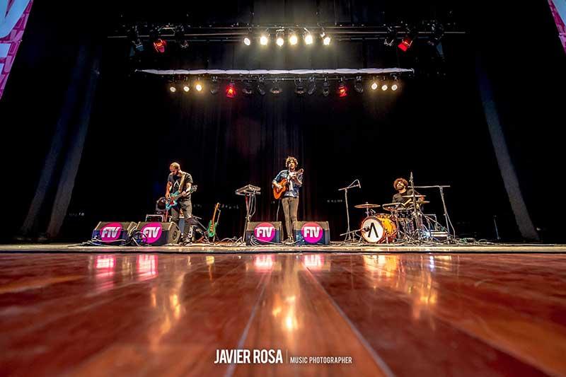 Amatria en el FIV 2017. / JAVIER ROSA