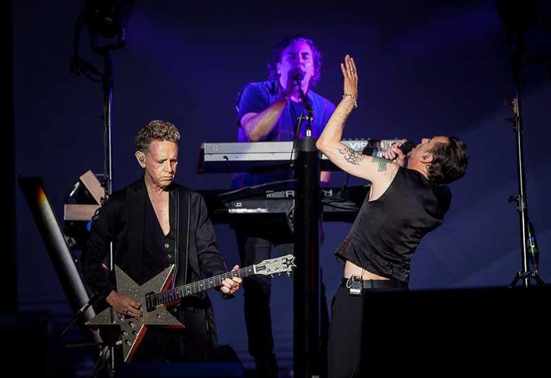Depeche Mode en el BBK Live 2017 / BBK LIVE