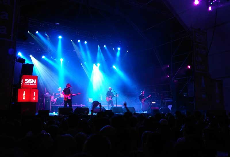Público asistente al concierto de Los Planetas en el Atlantic Fest. / N.A.