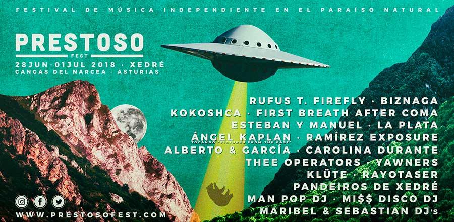 Prestoso Fest 2018