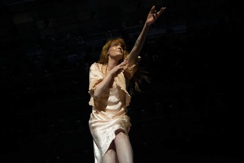 Florence + The Machine. / Óscar L. Tejeda